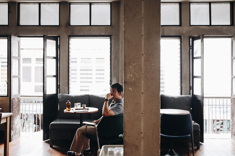 Gateway Coffee Roasters (เชียงใหม่)  ร้านกาแฟสุดครีเอทในย่านท่าแพเครือเดียวกับ GRAPH one nimman - BKKMENU